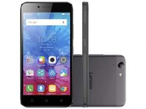 "[Magazine Luiza] Smartphone Lenovo Vibe K5 16GB Dual Chip 4G - Câm. 13MP + Selfie 5MP 5"" Octa-Core Android 5.1 por R$ 879"