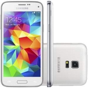 [CLUBE DO RICARDO] Smartphone Samsung Galaxy S5 Duos G900M Branco - Dual Chip R$1399