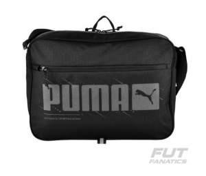 [FUTFANATICS] Bolsa da Puma Soulder Preta