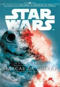 [SUBMARINO] Livro - Star Wars - Marcas da Guerra