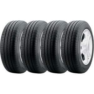 [Shoptime] Kit com 4 Pneus Pirelli Aro 13 165/70R13 P400 78T por R$ 539