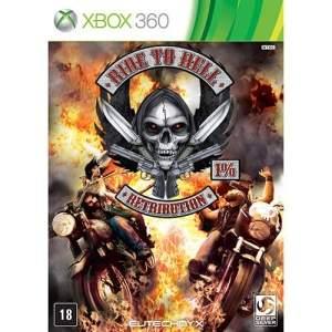 [AMERICANAS] Game Ride To Hell: Retribution - XBOX 360 - R$ 47,92