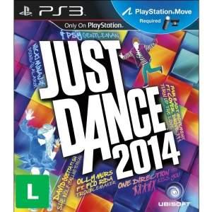 [Ponto Frio] Jogo Just Dance 2014 - PS3 por R$ 16