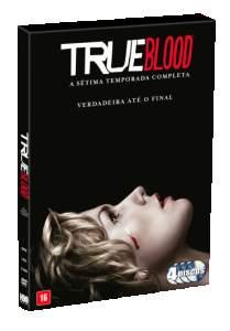 [SARAIVA] DVD True Blood - 7ª Temporada - 4 Discos - R$ 39,90