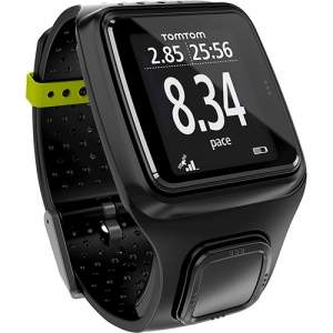 [SUBMARINO] Monitor Cardíaco Esportivo TomTom Runner Preto - R$ 530,91
