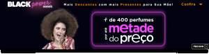 [BELEZA NA WEB] + DE 400 PERFUMES COM ATÉ METADE DO PREÇO!