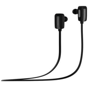 [Ricardo Eletro] Fone De Ouvido Sport s/ Fio, c/ Bluetooth V4.0, Compatível com Android e Apple, Cabo Flat c/ Microfone, Controle de Volume, Preto, PH119 - Multilaser por R$47