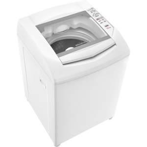 [Novo Mundo] Lavadora de Roupas Brastemp 11kg Painel Eletrônico Branca - BWC11 - R$999