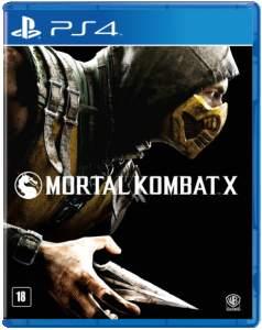 [Submarino] Mortal Kombat X PS4 R$107 (no boleto)