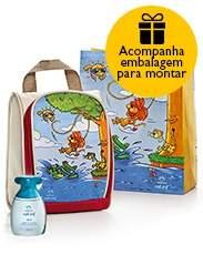 [Natura] Presente Natura Naturé Mocinhos - Colônia + Bolsa + Embalagem Desmontada - R$60