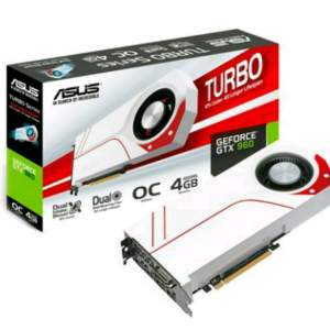 [Kabum] Placa de Vídeo VGA ASUS GeForce GTX960 4GB OC Turbo 128Bits PCI 3.0 D5 90-YV07NA-M0NA00 por R$ 1.089,90 à vista no boleto bancário
