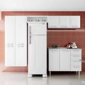 [PONTO FRIO] Cozinha Compacta Itatiaia Anita Smart com 3 Peças - R$333