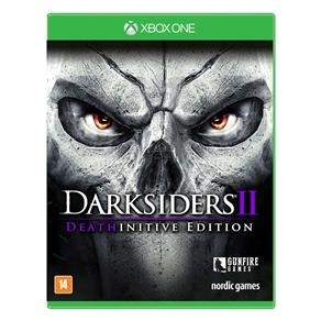 [Ponto Frio] Jogo Darksiders 2 - Deathinitive Edition - Xbox One por R$ 104