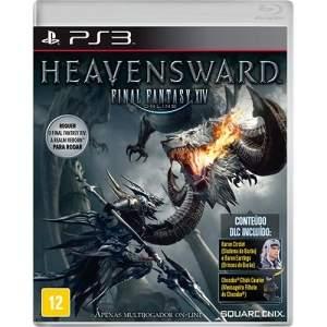 [AMERICANAS] Game - Final Fantasy XIV: Heavensward - PS3 - R$ 53,91