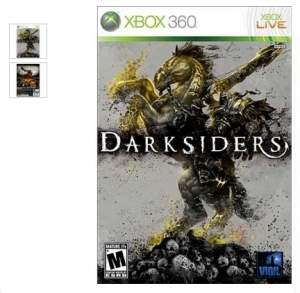 [SUBMARINO] Xbox 360 - Darksiders - R$ 63,99