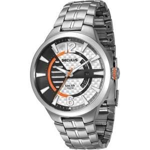 [SOU BARATO] Relógio Masculino Seculus Analógico 20193G0SVNA1 - R$90