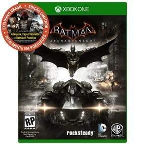 [Casas Bahia] Jogo Batman: Arkham Knight - Xbox One - R$ 149,90