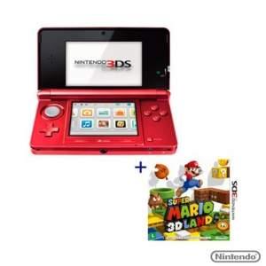 [FASTSHOP] Console Nintendo 3DS + Jogo Mario 3D Land - R$ 538