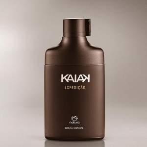 [Natura] Colônia Kaiak Expedição Masculino - de  R$ 126,90  por R$ 86,90 (ou 2 x de R$ 43,45 sem juros no cartão de crédito)