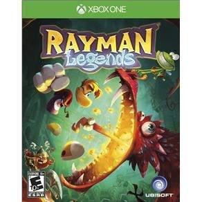 [Ponto Frio] Jogo Rayman Legends Xbox One - R$75