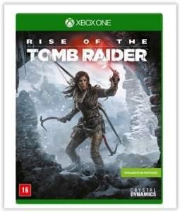 [Submarino] Rise of the tomb raider - Xbox One por R$ 65