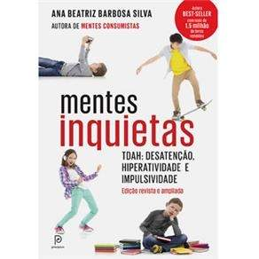 [EXTRA] Livro Mentes inquietas: TDAH - Desatenção, Hiperatividade e Impulsividade