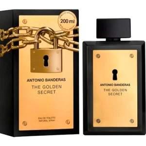 [SUBMARINO] Perfume Antonio banderas THE GOLDEN SECRET  200ml R$ 99