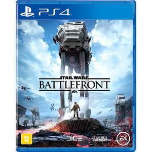 [Americanas] Game Star Wars: Battlefront - PS4  por R$ 81
