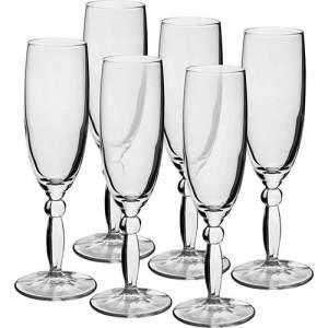 [Submarino] Jogo 6 Taças Pasabahce Champagne  R$63