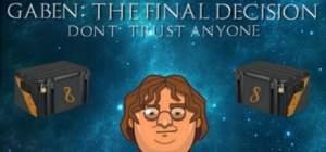 [Gleam] GabeN: The Final Decision grátis (ativa na Steam)