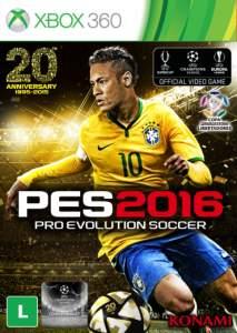 [Saraiva] PES 2016 - Pro Evolution Soccer - X360 por R$ 95