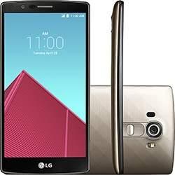 [Sou Barato] LG G4 Dual Chip Desbloqueado Android 5.1 Lollipop Tela 5,5'' 32GB Wi-Fi Câmera de 16MP por R$ 1430