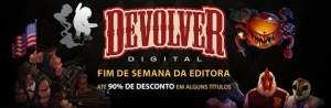 [STEAM] Fim de Semana DEVOLVER - Vários jogos com até 90% de Desconto