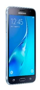 [Shoptime] Smartphone Samsung Galaxy J3 Dual Chip Desbloqueado Android 5.1 Tela 5'' 8GB 4G Wi-Fi Câmera 8MP - Preto -629