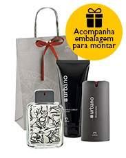 [Natura] #Urbano - Desodorante Colônia + Shampoo + Desodorante Spray + Embalagem Desmontada + Frete Gratis -R$105