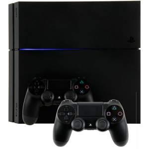[Americanas] Console PlayStation 4 500GB + 2 Controles Dualshock 4 - Nacional por R$ 1800