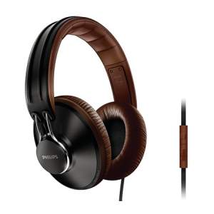 [Kabum] Headphone Philips CitiScape Uptown - SHL5905BK/10 - R$159