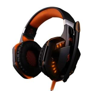 [Extra] Headset eTopxizu com Microfone G2000 II - R$72