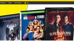 [Saraiva] Leve 3 Séries de TV por R$ 80