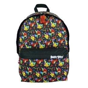 [Casas Bahia] Mochila Angry Birds Santino com Bolso Frontal R$50