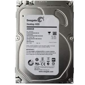 [MegaMamute] HD 4TB SATA III 64MB ST4000DM000 Seagate R$806