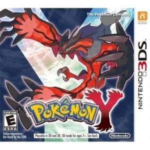 [Walmart] Pokémon Y (3DS) - R$143