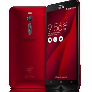 [Asus Store] ASUS Zenfone 2 4GB/16GB Vermelho por R$ 1093