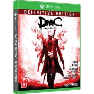 [Americanas] Game - DMC Devil May Cry: Definitive Edition - Xbox One R$ 78