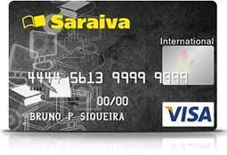 [Saraiva] Cartão de Credito Saraiva com Anuidade Grátis