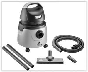 [Submarino]  Aspirador de Água e Pó Electrolux Cinza e Preto 10L por R$ 149