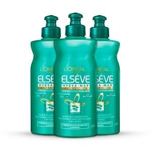 [Netfarma] Kit Creme de Pentear Elseve Hydra-Max Colágeno - R$22