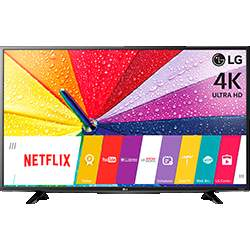 "[SUBMARINO] Smart TV LED 49"" LG 49UF6400 Ultra HD 4K Conversor Digital Wi-Fi 2 HDMI 1 USB - R$2375"