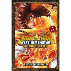 [Submarino] Livro - Os Cavaleiros do Zodíaco - Next Dimension - A Saga de Hades 3  R$6