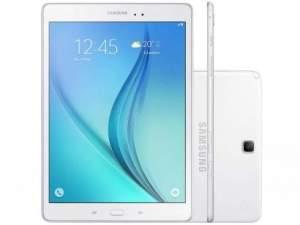 "[Magazine Luiza] Tablet Samsung Galaxy Tab A 9.7 16GB - 9,7"" 4G Android 5.0 Quad Core - R$1350"